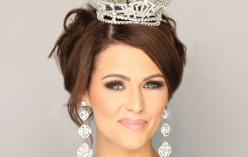 Krystian Fish - Miss Kansas 2017