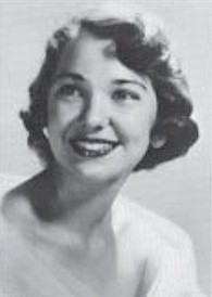 Mary Ann McGrew 1956